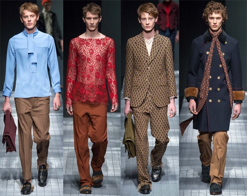 Fashion Week look uomo 2015