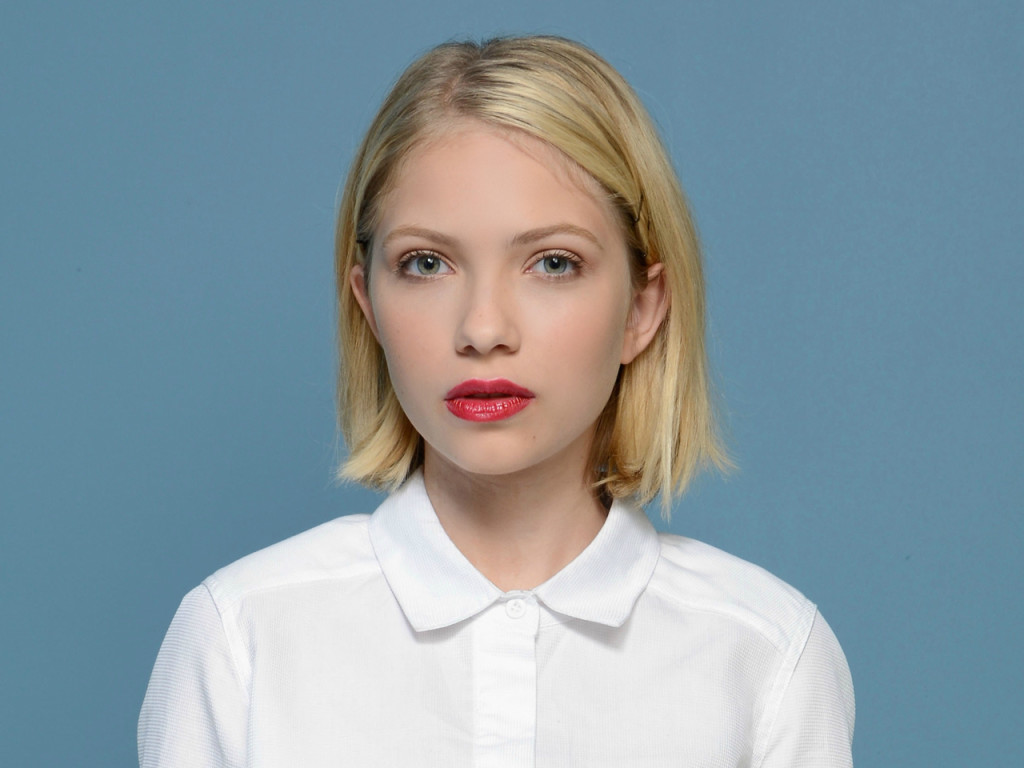 TORONTO, ON - SEPTEMBER 07:  Actress Tavi Gevinson of 'Enough Said' poses at the Guess Portrait Studio during 2013 Toronto International Film Festival on September 7, 2013 in Toronto, Canada.  (Photo by Larry Busacca/Getty Images)
