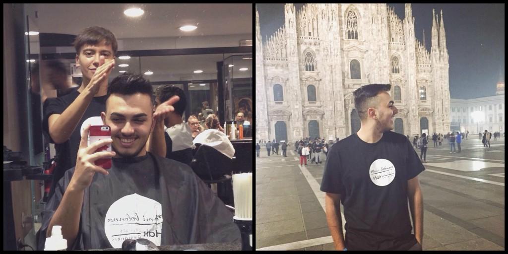 Michele Daddiego Hairstyle
