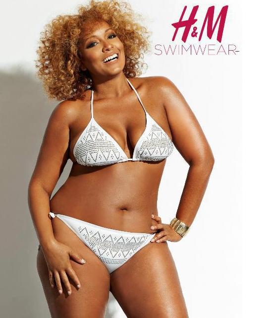 H&M curvy